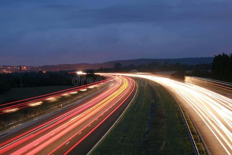 Autobahn stockbilder