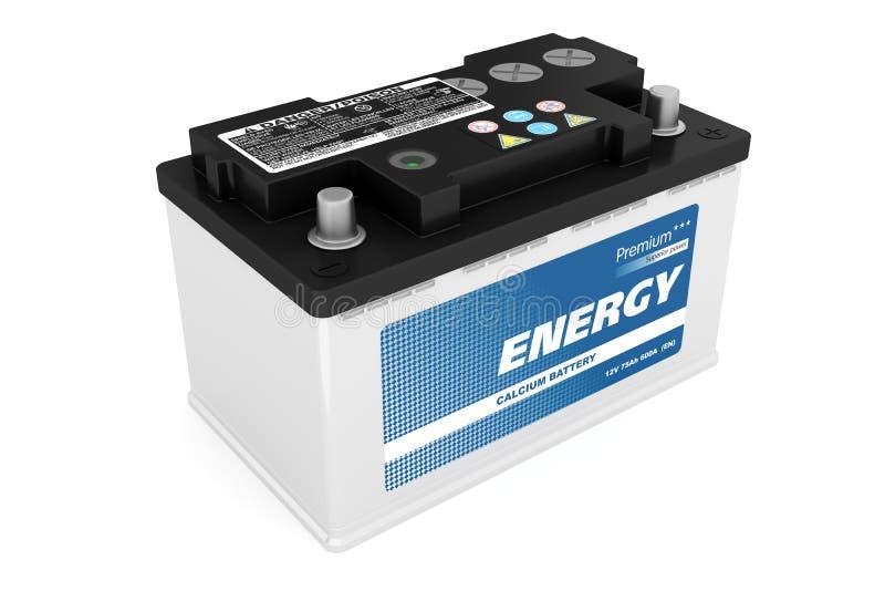 Autobatterij vector illustratie