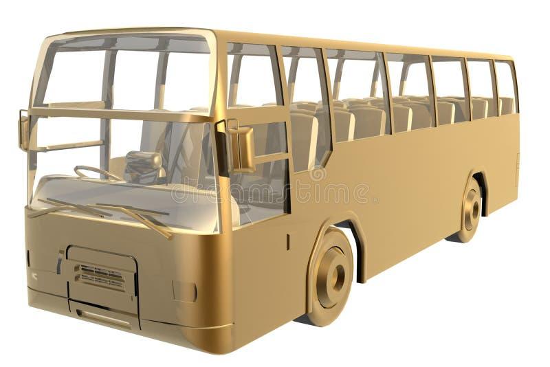 autobus royalty ilustracja