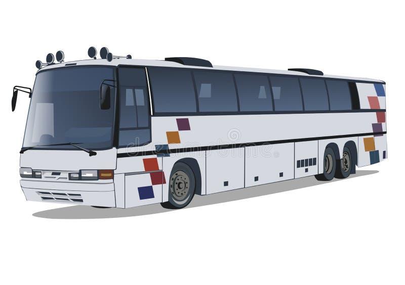 autobus ilustracji