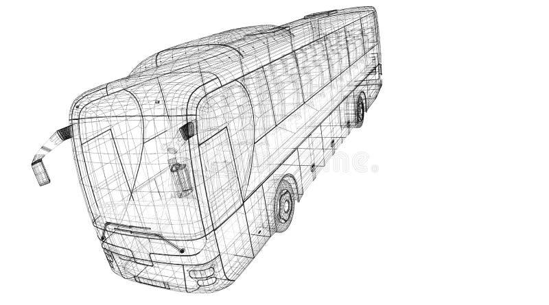 Autobus immagine stock libera da diritti