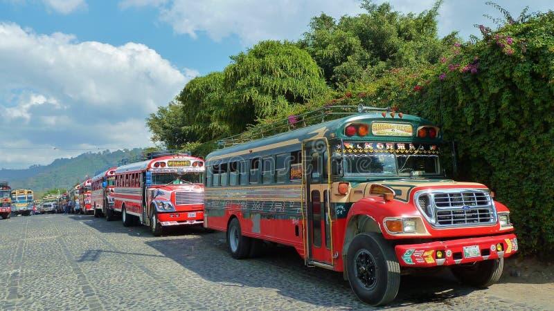 Autobus fotografia stock libera da diritti