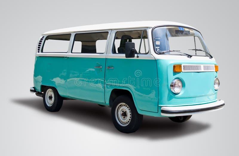 Autobusowy samochód dostawczy zdjęcia stock