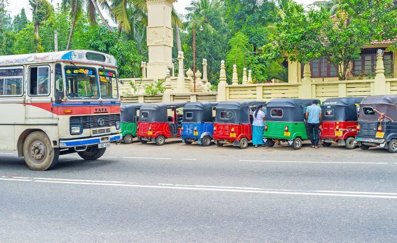 autobusowy stary zdjęcia royalty free