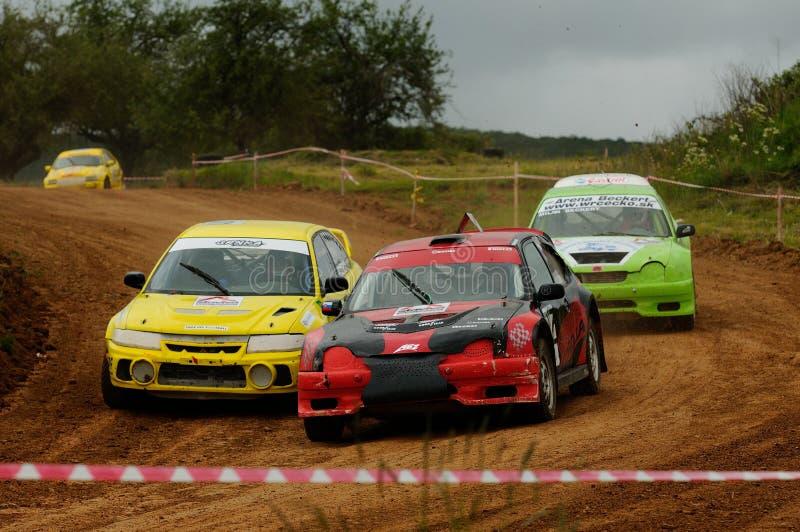 autocross стоковые изображения