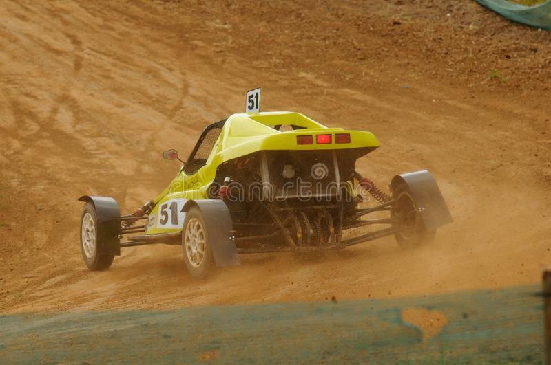 autocross photos stock
