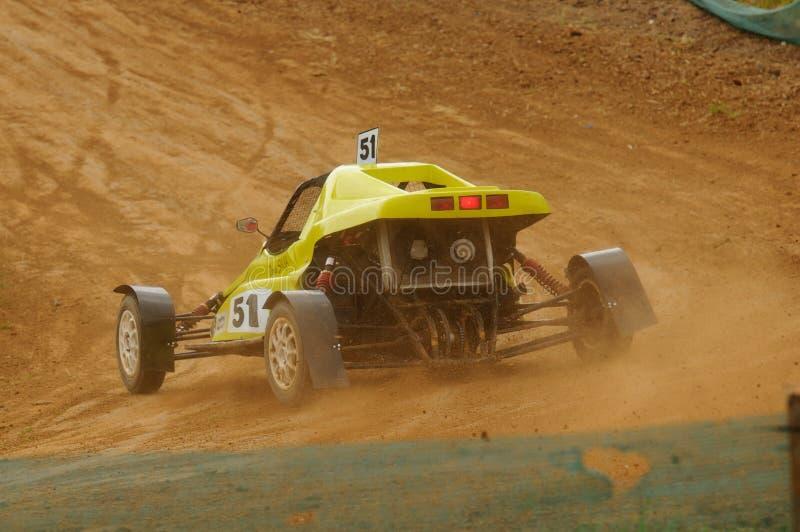 Autocross stock photos