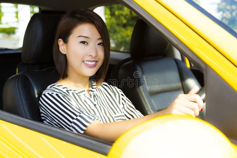 Autoeigenaar stock fotografie