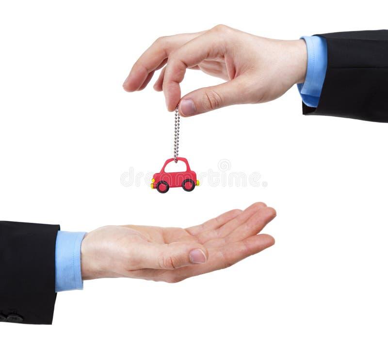 Autohändler lizenzfreie stockfotos