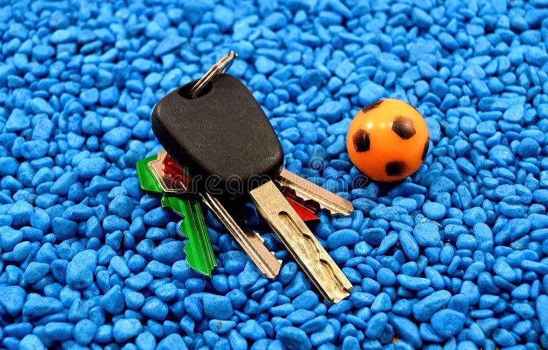 Autohaus- und Mietkonzepthintergrund stockbilder