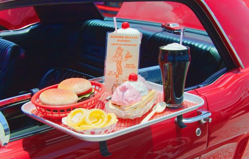 Autokino lizenzfreie stockfotografie