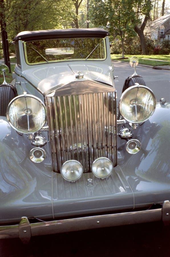 Automóvel de rolls royce fotos de stock
