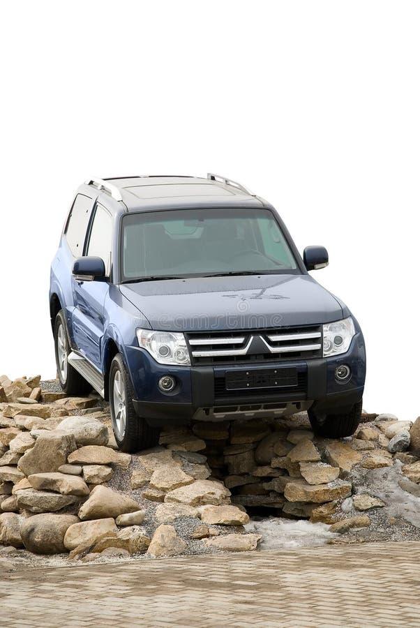 Automóvel Off-road do veículo fotografia de stock royalty free
