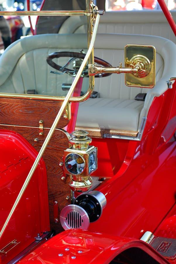 Automóvil antiguo imagen de archivo