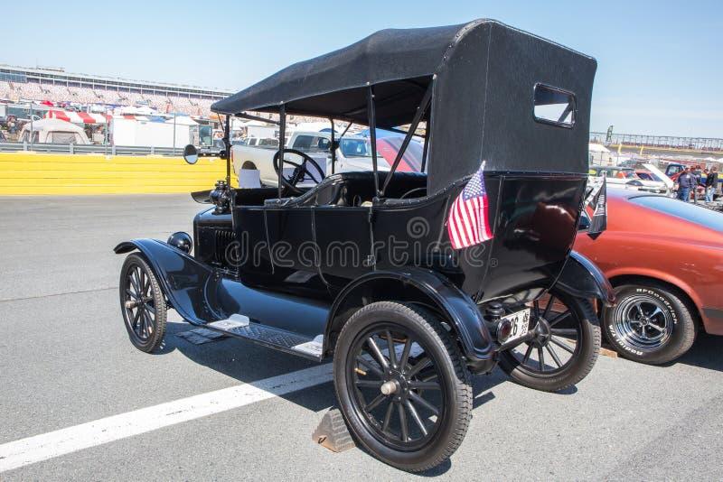 Automóvil 1922 de Ford Model T fotografía de archivo