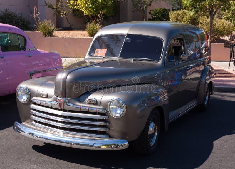 Automóvil de la vendimia imagenes de archivo