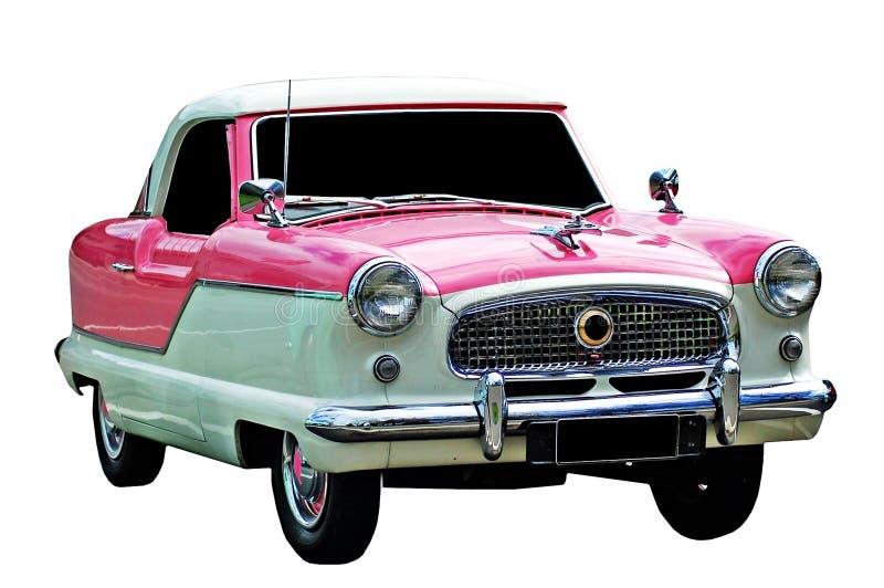 Automóvil de la vendimia foto de archivo