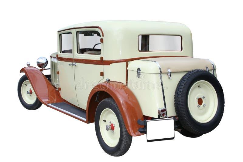 Automóvil retro imágenes de archivo libres de regalías