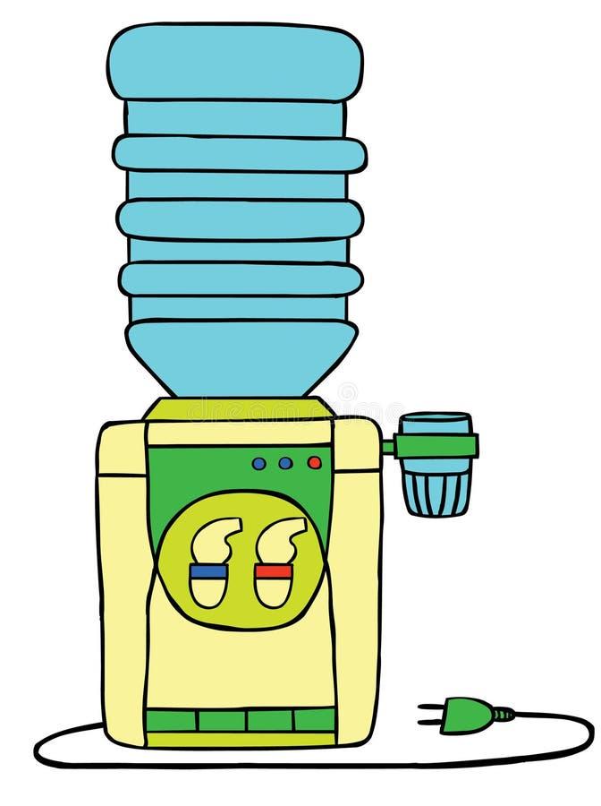 Automaat vector illustratie