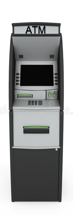 Download Automated teller machine stock image. Image of finance - 31737301