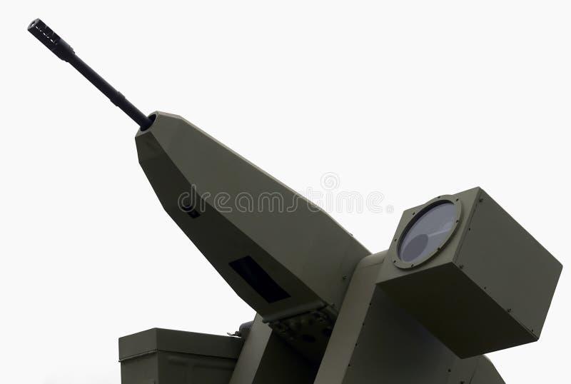 Download Automatic Machine Gun Royalty Free Stock Image - Image: 23545756