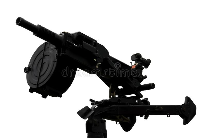 Download Automatic mine thrower-1 stock image. Image of brigade - 19885585