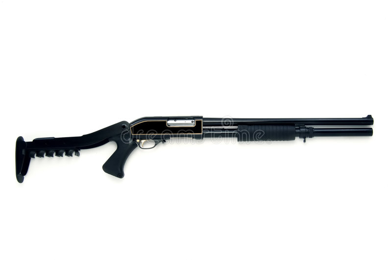 Automatic rifle stock images