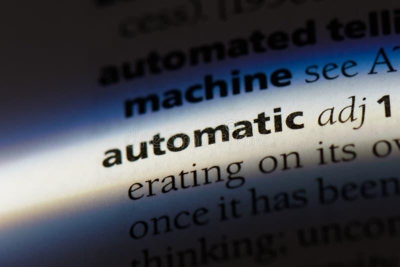 automatique images libres de droits