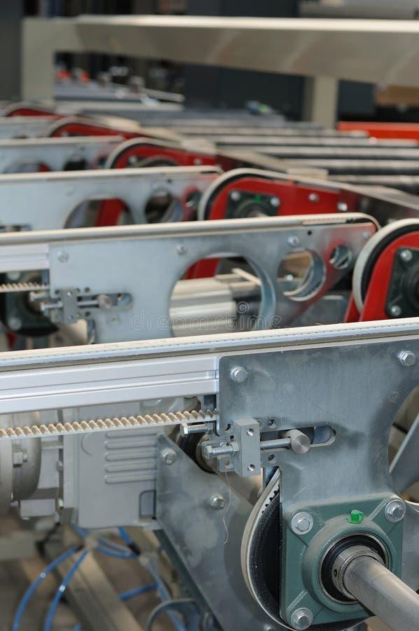 Automatização industrial fotografia de stock royalty free