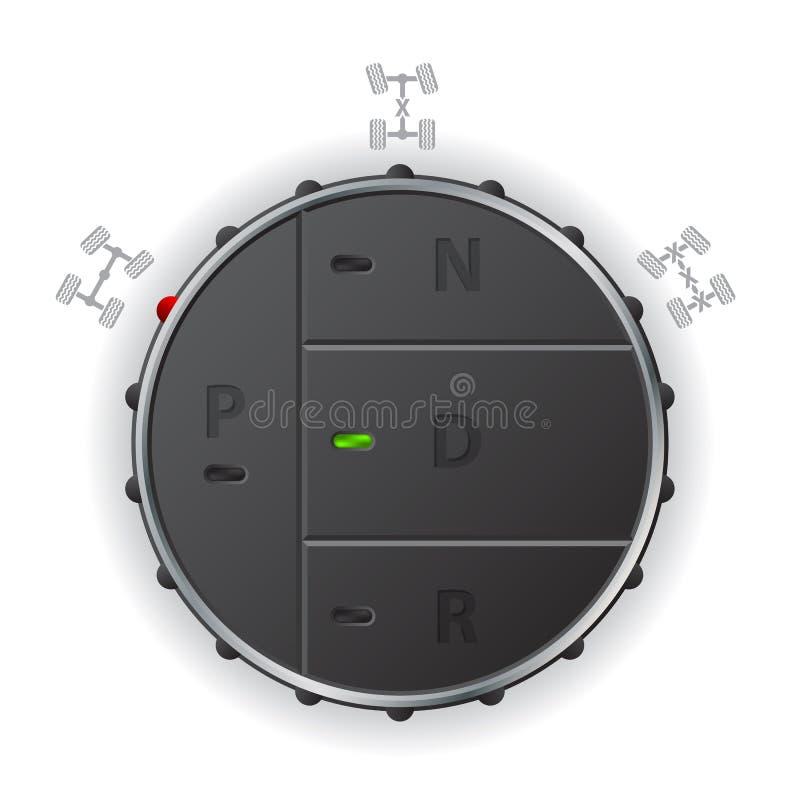 Download Automatycznego Przekazu Pulpit Operatora Ilustracja Wektor - Ilustracja złożonej z automatycznie, guzik: 65226545