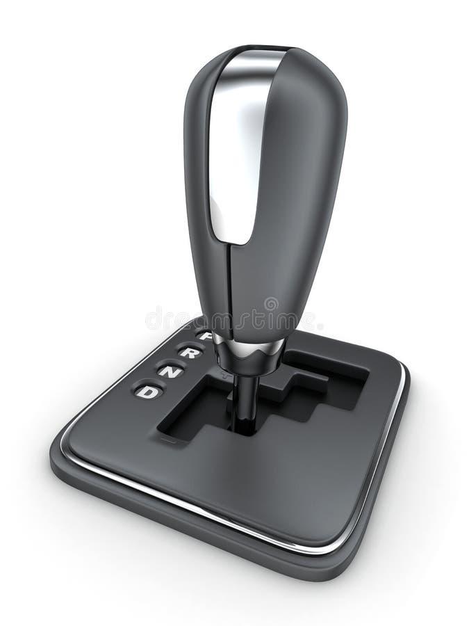 Automatyczny gearbox ilustracji