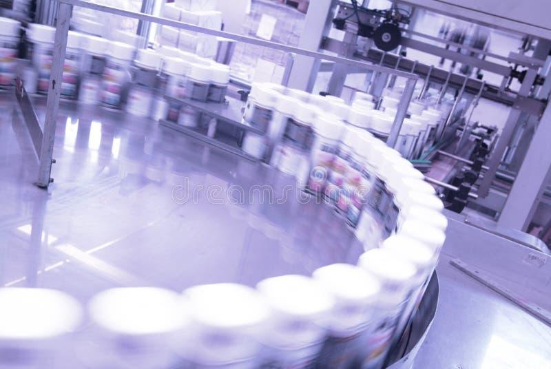 automatyzacja przemysłowej obraz stock