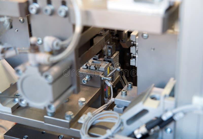 automatyzacja przemysłowej zdjęcia royalty free