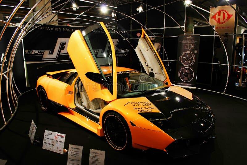 Automechanika comercio justo internacional de Francfort 2014 - de Francfort para la industria del automóvil foto de archivo