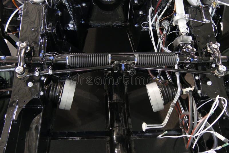 Automechanisch gedeelte royalty-vrije stock afbeeldingen