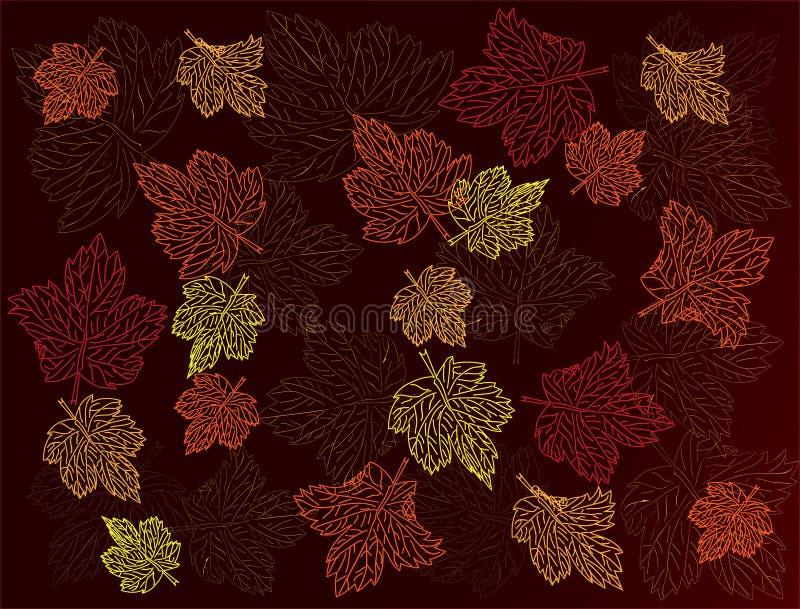 automne illustration libre de droits
