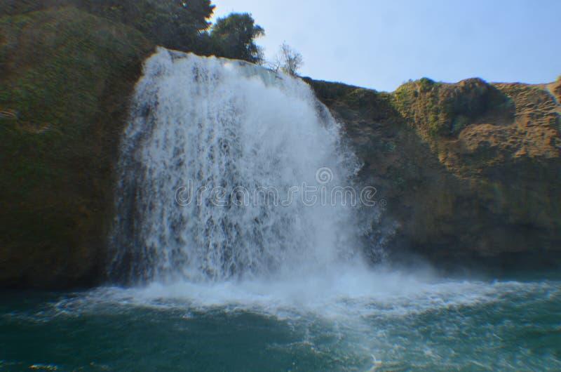 Automne de l'eau de Detian photos stock