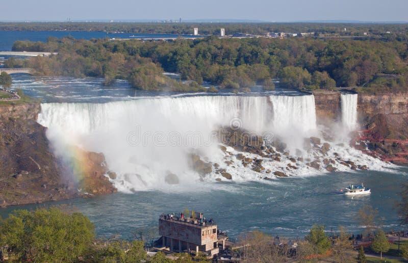 automne Niagara photos libres de droits
