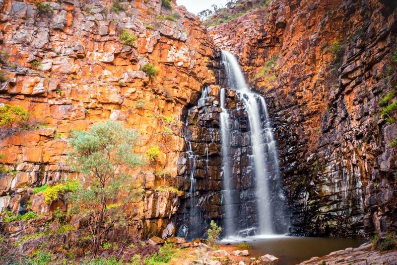 Automnes de Morialta, Australie du sud photo libre de droits