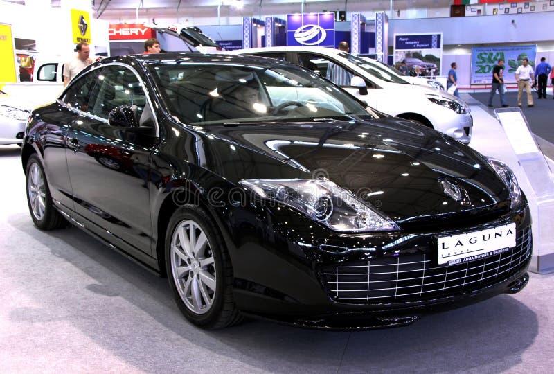 Automobiel-show royalty-vrije stock foto's
