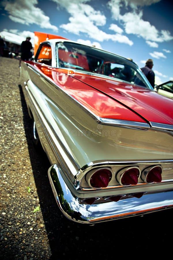 Automobilausstellung stockbild