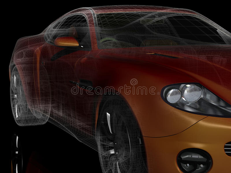 Download The Automobile Royalty Free Stock Image - Image: 13038656