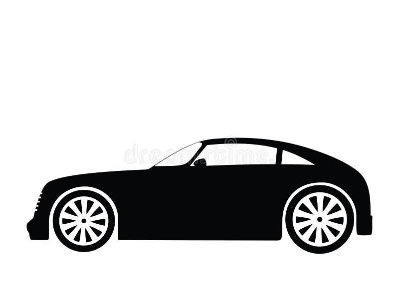 Automobile 2 di vettore royalty illustrazione gratis