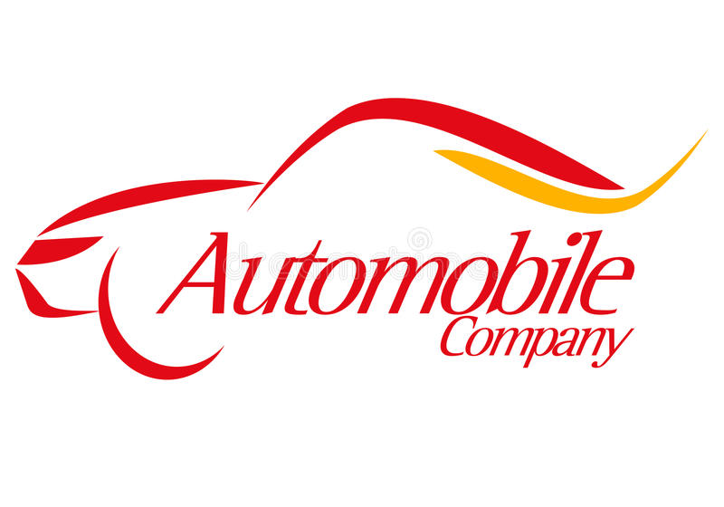 Automobile_3.eps fotografia de stock royalty free