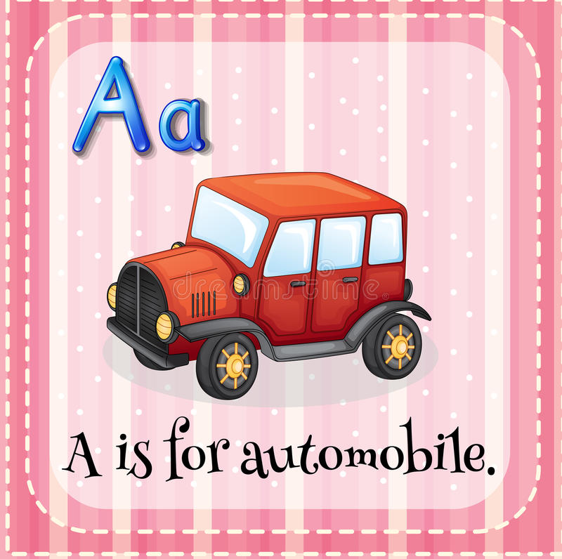 automobile illustrazione di stock