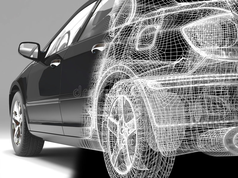 Automobile alta tecnologia