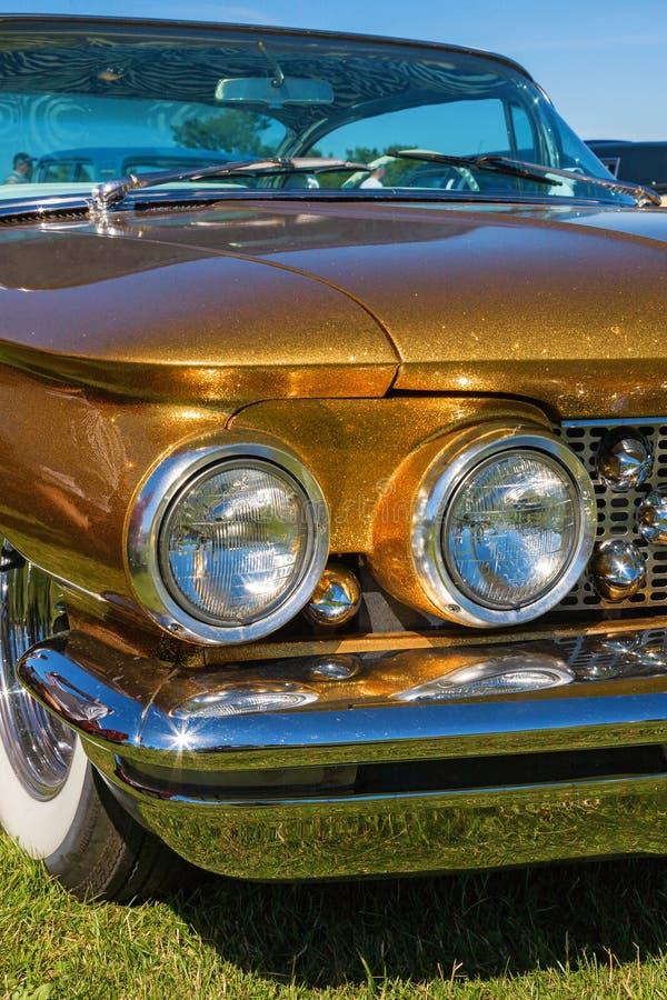 Automobile americana fotografie stock
