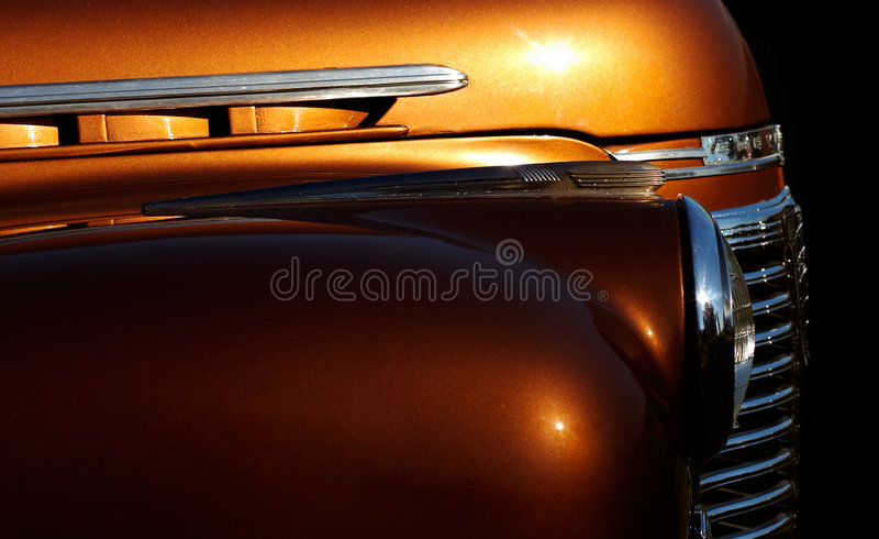 Automobile antica immagini stock