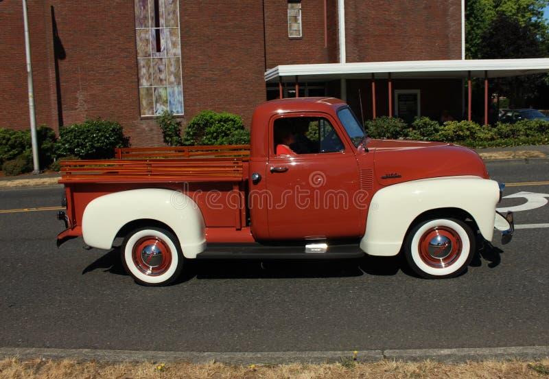 Download Automobile antiquata fotografia stock. Immagine di retro - 56891190