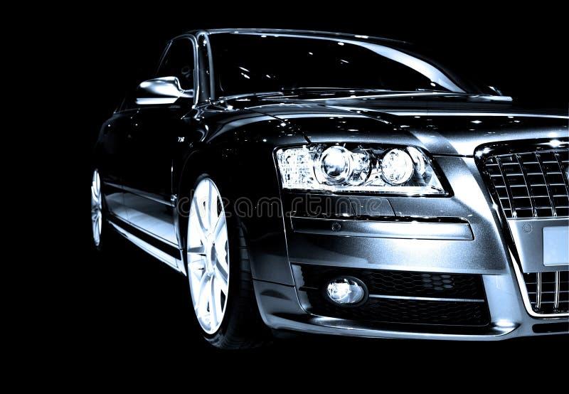 Automobile astratta fotografie stock libere da diritti